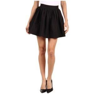 Kate Spade Saturday Mini Skirt 4 S Black A-line